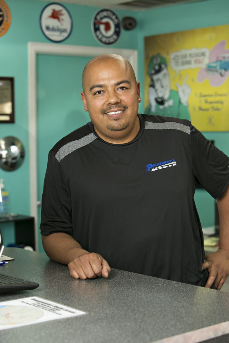Rigo Master Technician | Pickering's Auto - Lakewood