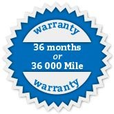 Pickering's 36 Month Warranty | Pickering's Auto Service